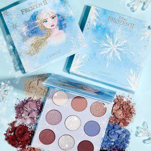 Colourpop x Disney Elsa Frozen EyeshadowPaletteNEW